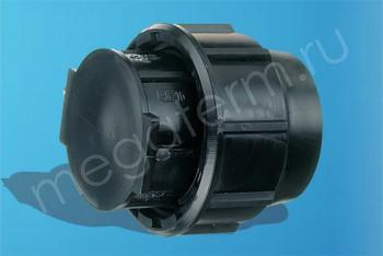 ПЭ. Заглушка D 63 - Производство и продажа полипропиленовых труб «МегаТерм»