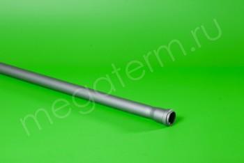 Труба канализационная 32/L=1000, серая - Производство и продажа полипропиленовых труб «МегаТерм»