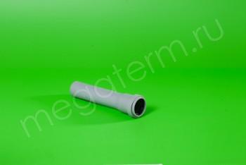 Труба канализационная 40/L= 150, серая - Производство и продажа полипропиленовых труб «МегаТерм»