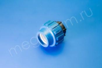 ПЭ. Заглушка D 32 - Производство и продажа полипропиленовых труб «МегаТерм»
