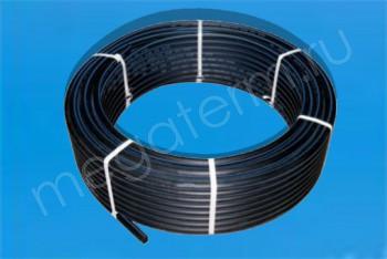 ПЭ Труба Напорная D  40 х3,0 PN12,5 (SDR 13,6) 200м Разметка - Производство и продажа полипропиленовых труб «МегаТерм»