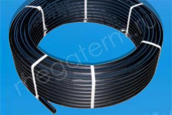ПЭ Труба Напорная D  50 х3,7 PN12,5 (SDR 13,6) 100м Разметка - Производство и продажа полипропиленовых труб «МегаТерм»