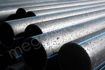 ПЭ Труба Напорная D 180 х6,9 PN 6 (SDR 26)  12м - Производство и продажа полипропиленовых труб «МегаТерм»