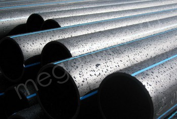 ПЭ Труба Напорная D 180 х13,3 PN12,5 (SDR 13,6) 12м - Производство и продажа полипропиленовых труб «МегаТерм»