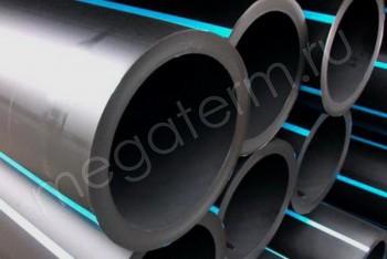 ПЭ Труба Напорная D 630 х24,1 PN 6 (SDR 26)  12м - Производство и продажа полипропиленовых труб «МегаТерм»