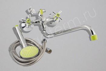 """P2254-11 Смеситель ванны 1/2"""" м/к шар. перекл. (Potato) - Производство и продажа полипропиленовых труб «МегаТерм»"""