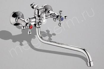 """P2365 Смеситель ванны 1/2"""" м/к шар. перекл. (Potato) - Производство и продажа полипропиленовых труб «МегаТерм»"""