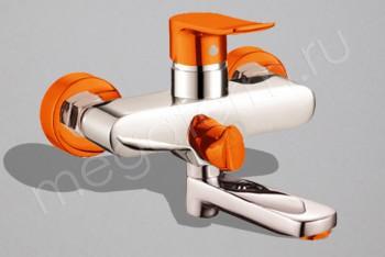 P3032-10 Смеситель ванны 35 мм короткий излив (Potato) - Производство и продажа полипропиленовых труб «МегаТерм»