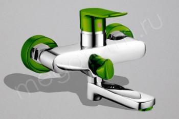 P3032-11 Смеситель ванны 35 мм короткий излив (Potato) - Производство и продажа полипропиленовых труб «МегаТерм»