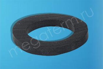"""Прокладка2.1/2"""" резина - Производство и продажа полипропиленовых труб «МегаТерм»"""