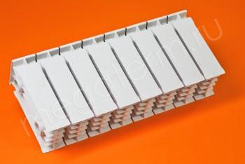Радиатор Биметалл Напольный 150/120  8 секций Tenrad - Производство и продажа полипропиленовых труб «МегаТерм»