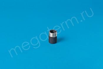 """Сталь. Резьба черная Ду 25 (G 1"""") - Производство и продажа полипропиленовых труб «МегаТерм»"""