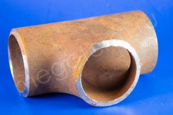 Сталь. Тройник под сварку  45х2,5 ст20 - Производство и продажа полипропиленовых труб «МегаТерм»