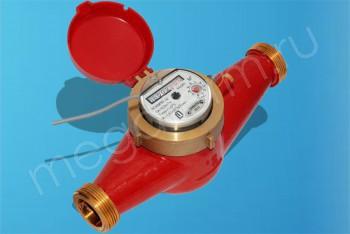 Счетчик Воды универ. ВСКМ90-32, Ду32, 120С, L260, в комплекте (ПК Прибор) - Производство и продажа полипропиленовых труб «МегаТерм»