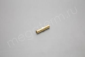 Соединитель Шланга 10 мм Прямой. - Производство и продажа полипропиленовых труб «МегаТерм»