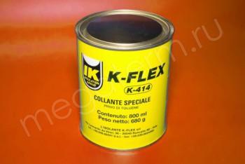 K-Flex Клей 0,8 л (банка) - Производство и продажа полипропиленовых труб «МегаТерм»