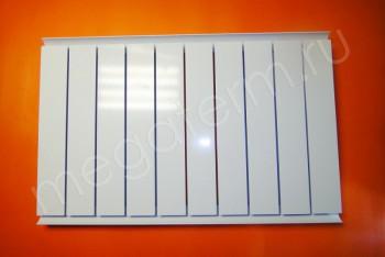 Радиатор Отопления Алюминий 300/52 10секции Термал - Производство и продажа полипропиленовых труб «МегаТерм»