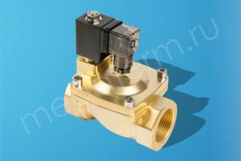 """Клапан Электромагнитный BCX-25. Нормально-Закрытый. 1"""" (Unipump) - Производство и продажа полипропиленовых труб «МегаТерм»"""