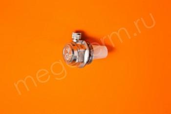 """Воздухоотводчик Автомат 25 (G1"""") Левый - Производство и продажа полипропиленовых труб «МегаТерм»"""