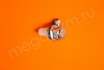 """Воздухоотводчик Автомат 25 (G1"""") Правый - Производство и продажа полипропиленовых труб «МегаТерм»"""
