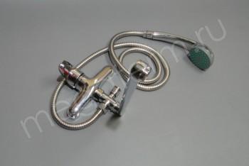 SBZK4322F Смес.Ванны. Плоский Излив.Картридж 40мм.122(Zerich) - Производство и продажа полипропиленовых труб «МегаТерм»