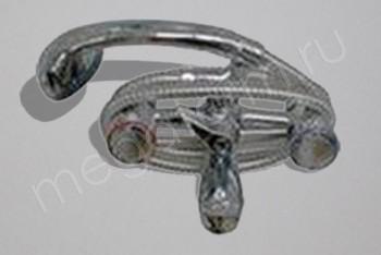 """SBZC4407 Смес.Ванны. Литой Корпус 1/2"""" м/к Глобо (Zerich) - Производство и продажа полипропиленовых труб «МегаТерм»"""