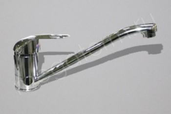 SKZKS122 Смеситель Кухня 40 мм. На Гайке. Длинный Нос (Zerich) - Производство и продажа полипропиленовых труб «МегаТерм»