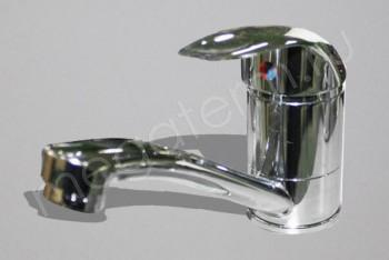 SKZKSH22F Смеситель Кухня 40 мм Короткий Нос (Zerich) - Производство и продажа полипропиленовых труб «МегаТерм»