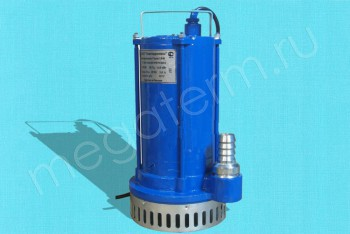 Насос Дренажный 1ГНОМ 10-10Д 220 (Ливгидромаш) - Производство и продажа полипропиленовых труб «МегаТерм»