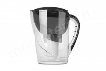 Фильтр Кувшин Аквариус 3,7 л. Графит (Гейзер) 62025 - Производство и продажа полипропиленовых труб «МегаТерм»