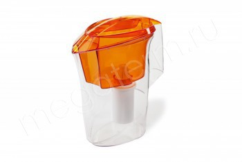 Фильтр Кувшин Аквилон 3,0 л. Оранжевый (Гейзер) 62042 - Производство и продажа полипропиленовых труб «МегаТерм»