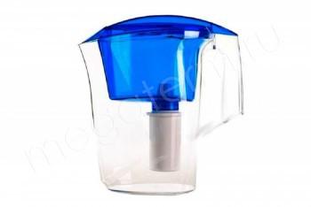 Фильтр Кувшин Аквилон 3,0 л. Синий (Гейзер) 62042 - Производство и продажа полипропиленовых труб «МегаТерм»