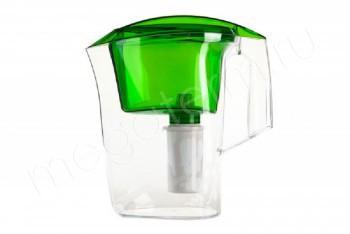 Фильтр Кувшин Аквилон 3,0 л. Зеленый (Гейзер) 62042 - Производство и продажа полипропиленовых труб «МегаТерм»