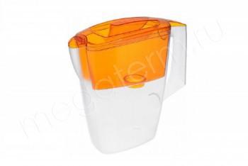 Фильтр Кувшин Альфа 2,5 л. Оранжевый (Гейзер) 62047 - Производство и продажа полипропиленовых труб «МегаТерм»