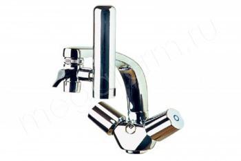 Фильтр-Насадка на Кран Гейзер-Евро, Хром, Комплект (Гейзер) 61005 - Производство и продажа полипропиленовых труб «МегаТерм»
