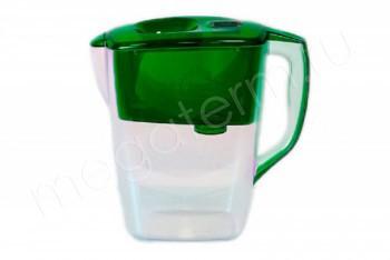 Фильтр Кувшин Геркулес 4,0 л. Зеленый (Гейзер) 62043 - Производство и продажа полипропиленовых труб «МегаТерм»