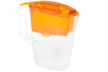 Фильтр Кувшин Мини 2,5 л. Оранжевый (Гейзер) 62046 - Производство и продажа полипропиленовых труб «МегаТерм»