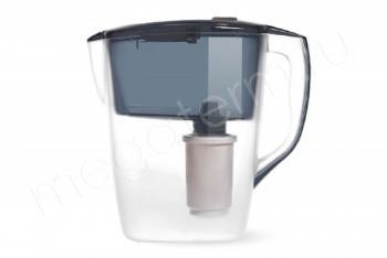 Фильтр Кувшин Орион 4,0 л. Графит (Гейзер) 62045 - Производство и продажа полипропиленовых труб «МегаТерм»