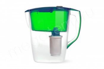 Фильтр Кувшин Орион 4,0 л. Зеленый (Гейзер) 62045 - Производство и продажа полипропиленовых труб «МегаТерм»
