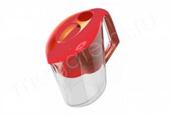 Фильтр Кувшин Вега 3,0 л. Красный (Гейзер) 62040 - Производство и продажа полипропиленовых труб «МегаТерм»