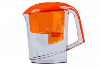 Фильтр Кувшин Вега 3,0 л. Оранжевый (Гейзер) 62040 - Производство и продажа полипропиленовых труб «МегаТерм»