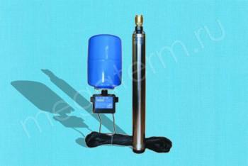Система Частотник Водомёт Проф 125/125-Ч (Джилекс) - Производство и продажа полипропиленовых труб «МегаТерм»