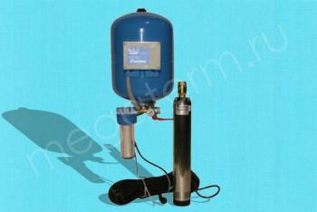 Система Автомат. Водоснабж. Водомёт Проф 55/75 Дом (Джилекс) - Производство и продажа полипропиленовых труб «МегаТерм»